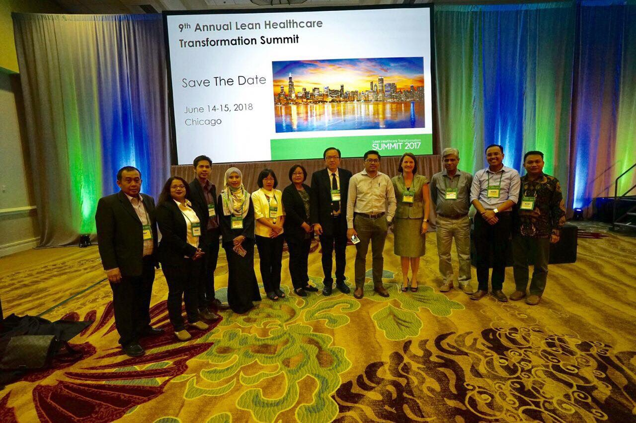 Lean Healthcare Transformation Summit, USA 2017