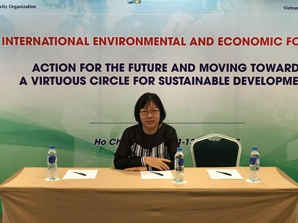 International Environmental and Economic Forum Host and Main Coordinator