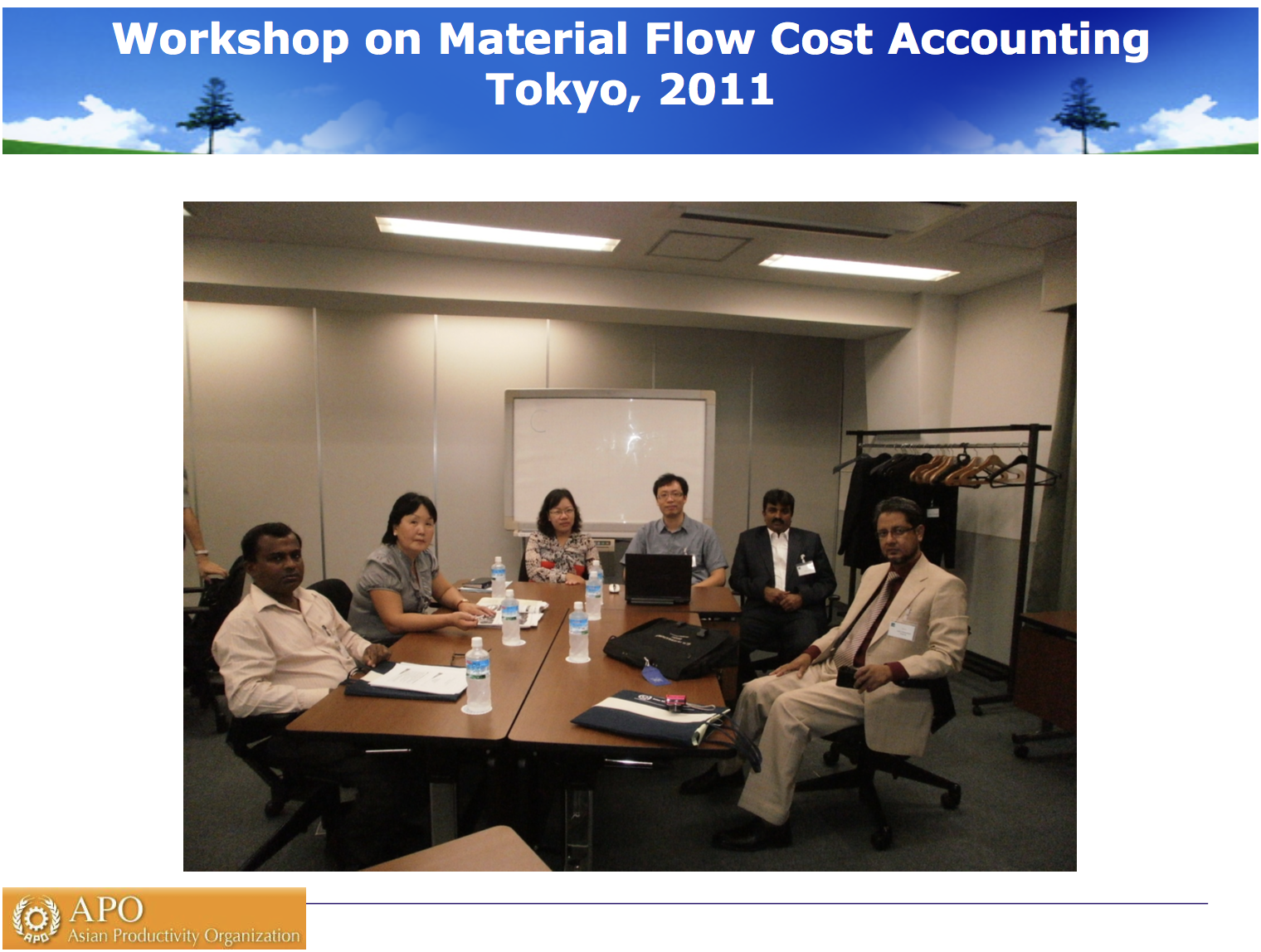 Workshop on Material Flow Cost Accounting